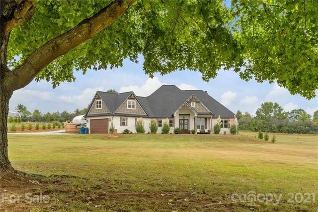 11760 Sugar Hill Road, Davidson, NC 28036 (#3787240) :: Odell Realty
