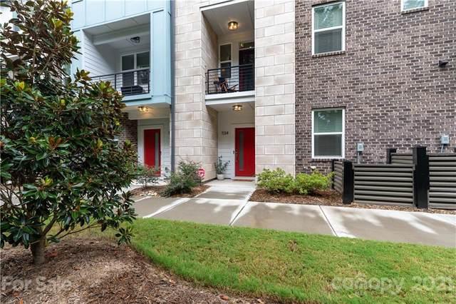 1134 E 36th Street, Charlotte, NC 28205 (#3787256) :: Carver Pressley, REALTORS®