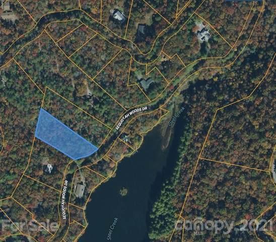 0 Sequoyah Woods Drive, Brevard, NC 28712 (#3787263) :: High Vistas Realty