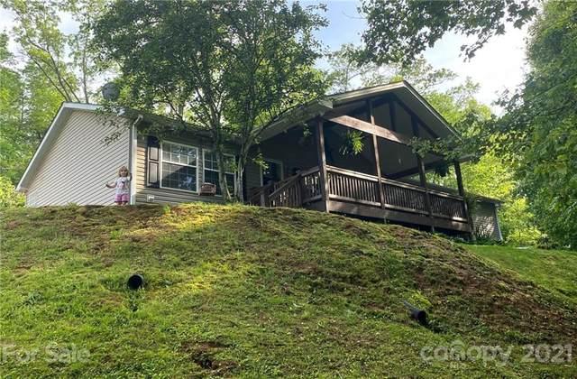 195 Newtown Reservoir Road, Rosman, NC 28772 (#3787265) :: High Performance Real Estate Advisors
