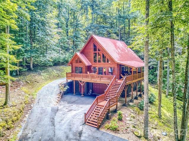 92 Giyuga Trail, Maggie Valley, NC 28751 (#3787285) :: LKN Elite Realty Group | eXp Realty