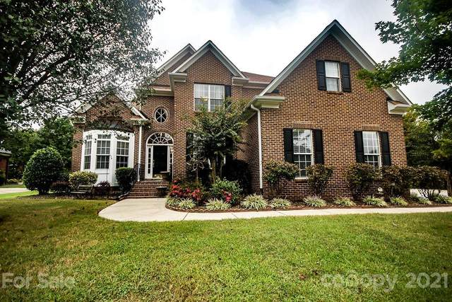 3946 Troon Drive SW, Concord, NC 28027 (#3787404) :: Briggs American Homes