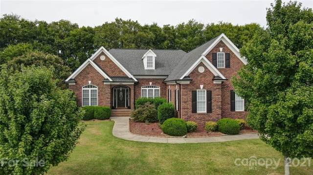 4012 Troon Drive SW, Concord, NC 28027 (#3787462) :: Expert Real Estate Team