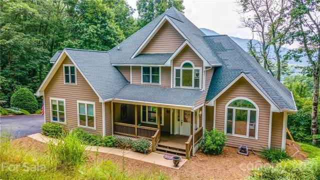 897 Presidential Drive, Waynesville, NC 28786 (#3787518) :: LKN Elite Realty Group | eXp Realty