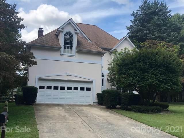 8601 Flanagan Court, Huntersville, NC 28078 (#3787575) :: Robert Greene Real Estate, Inc.