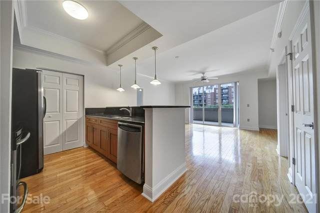 300 W 5th Street #336, Charlotte, NC 28202 (#3787589) :: Rhonda Wood Realty Group
