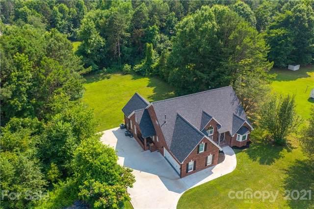 7800 Babe Stillwell Farm Road, Huntersville, NC 28078 (MLS #3787633) :: RE/MAX Impact Realty