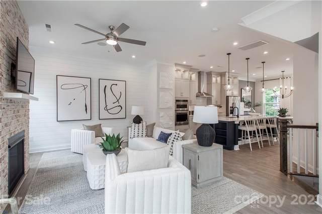 2546 Kenmore Avenue #110, Charlotte, NC 28204 (#3787648) :: Robert Greene Real Estate, Inc.
