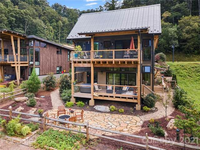 40 River Run, Asheville, NC 28804 (#3787687) :: Odell Realty