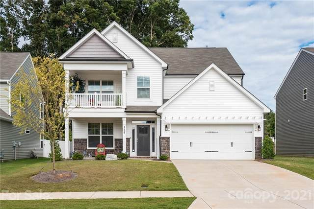 139 Suggs Mill Drive, Mooresville, NC 28115 (#3787707) :: Caulder Realty and Land Co.