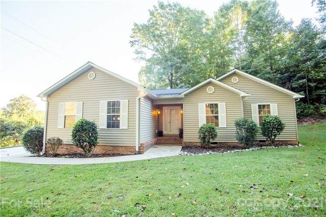 135 Forest Heights Drive, Marion, NC 28752 (#3787750) :: Rhonda Wood Realty Group