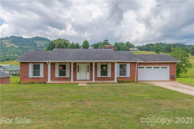 1531 Iron Duff Road, Waynesville, NC 28785 (#3787753) :: Ann Rudd Group