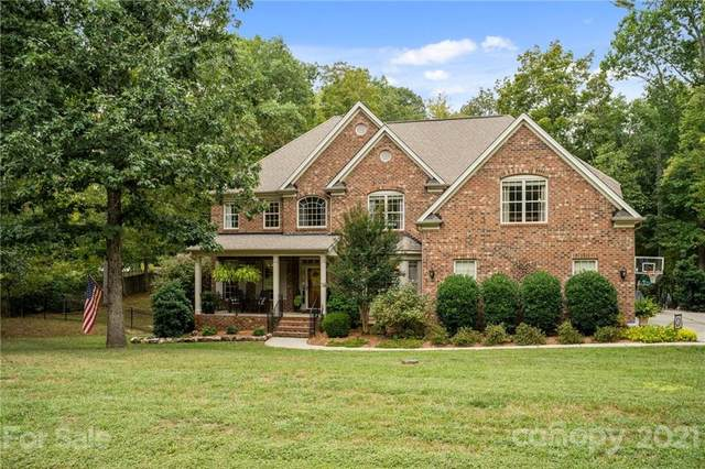 9913 Windrow Drive, Indian Trail, NC 28079 (#3787755) :: LePage Johnson Realty Group, LLC
