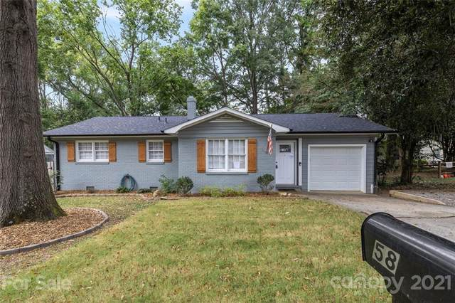 58 Dove Avenue SW #6, Concord, NC 28025 (#3787802) :: Mossy Oak Properties Land and Luxury