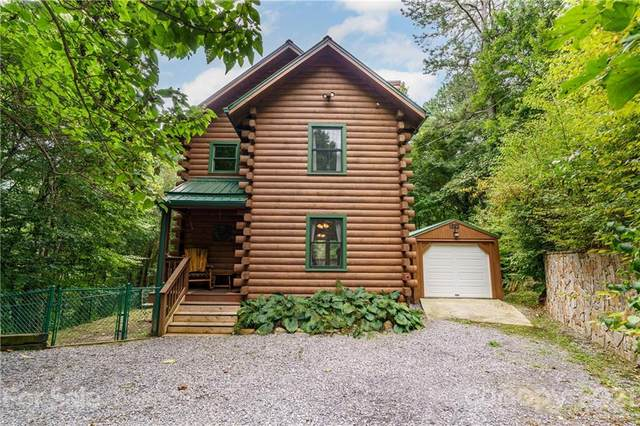 181 Lonesome Pines Road #69, Clyde, NC 28721 (#3787821) :: Briggs American Homes