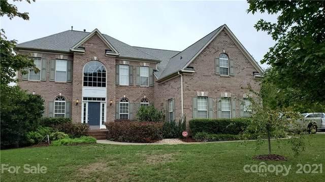 6613 Marion Lavern Road, Huntersville, NC 28078 (#3787863) :: MartinGroup Properties