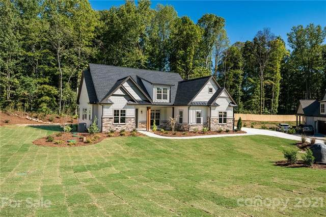 105 Jayhawk Court, Troutman, NC 28166 (#3787876) :: Home and Key Realty
