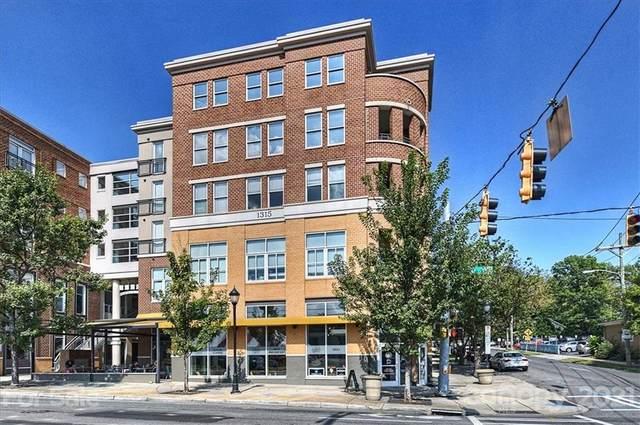 1315 East Boulevard #529, Charlotte, NC 28203 (#3787881) :: Rhonda Wood Realty Group