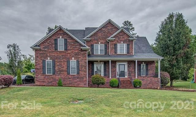 5107 Summerell Avenue, Gastonia, NC 28056 (#3787907) :: Homes Charlotte