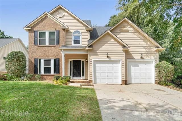 7437 Monbrison Circle, Cornelius, NC 28031 (#3787952) :: High Performance Real Estate Advisors