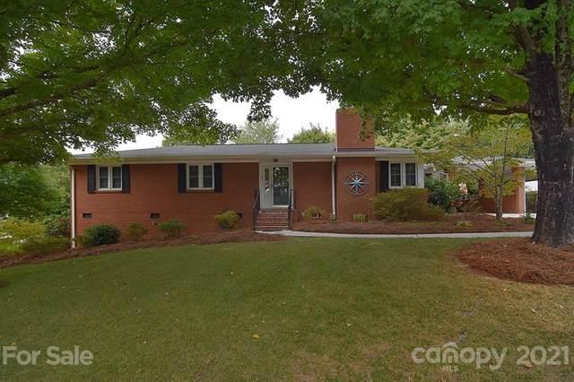 204 Lakewood Drive, Lexington, NC 27292 (#3787957) :: Keller Williams South Park