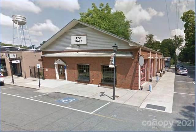 115 North Main Street E, Waxhaw, NC 28173 (#3787961) :: Odell Realty