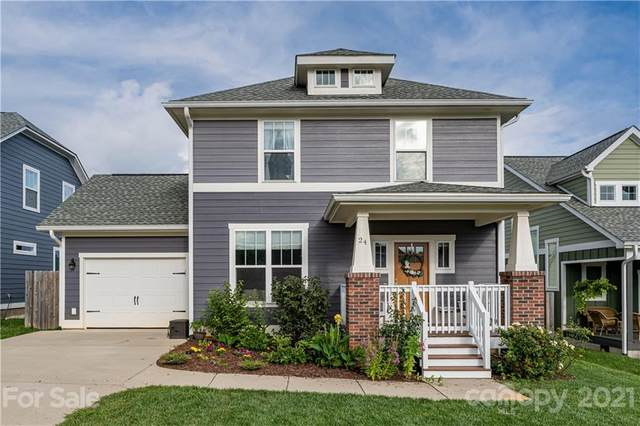 24 Hyde Park Place, Arden, NC 28704 (#3787962) :: Johnson Property Group - Keller Williams