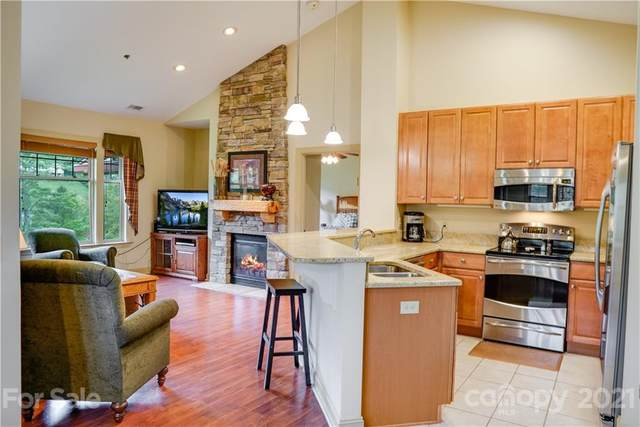 1560 Country Club Drive 301A, Maggie Valley, NC 28751 (#3788037) :: LePage Johnson Realty Group, LLC