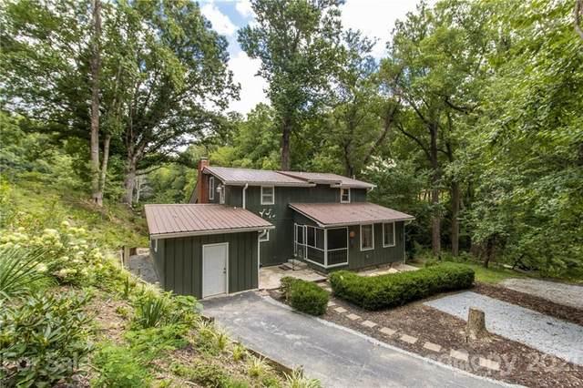 1287 Brookside Camp Road, Hendersonville, NC 28792 (#3788052) :: Keller Williams South Park
