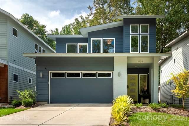 3124 Creighton Drive, Charlotte, NC 28205 (#3788153) :: Carlyle Properties