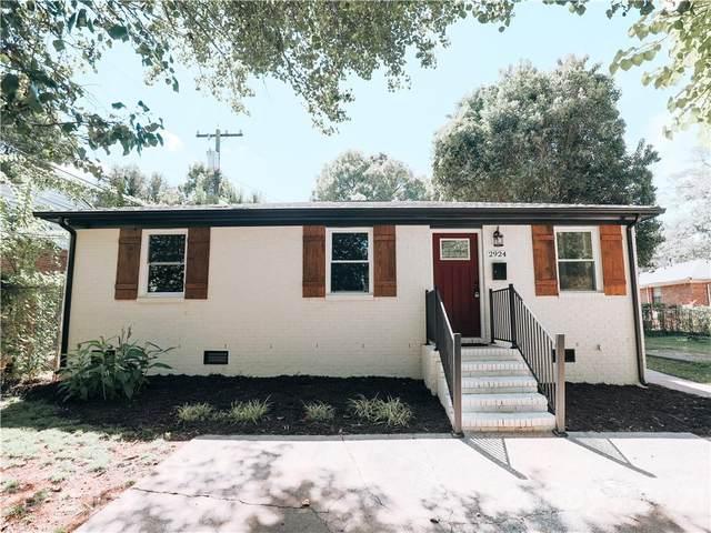 2924 Dunn Avenue, Charlotte, NC 28205 (#3788165) :: Scarlett Property Group