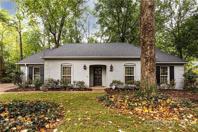 9430 Hinson Drive, Matthews, NC 28105 (#3788166) :: Besecker Homes Team