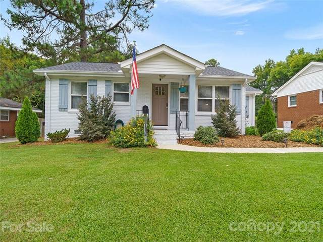 4501 Somerdale Lane, Charlotte, NC 28205 (#3788175) :: Briggs American Homes