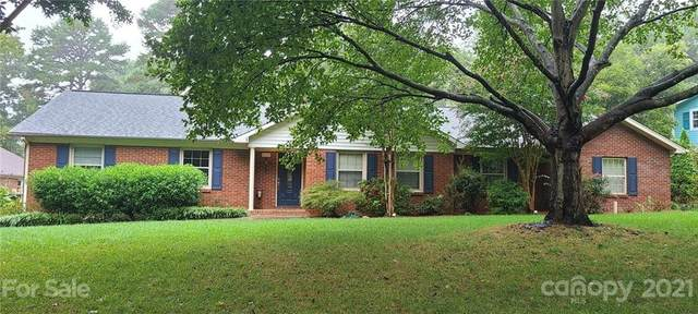 1019 S Magnolia Street, Mooresville, NC 28115 (#3788198) :: Odell Realty