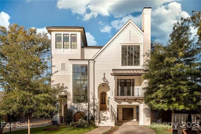 447 Beaumont Avenue, Charlotte, NC 28204 (#3788206) :: LePage Johnson Realty Group, LLC