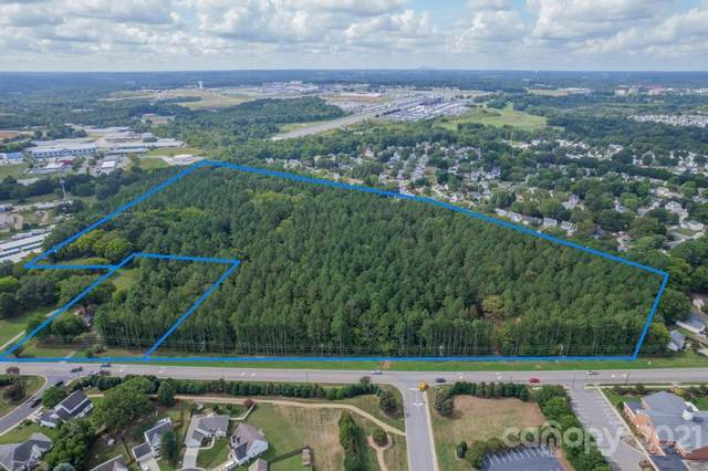 00 Pitts School Road, Concord, NC 28027 (MLS #3788261) :: RE/MAX Impact Realty