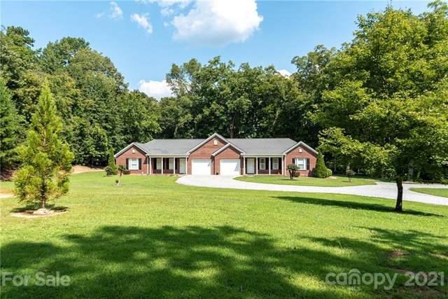 5009 Hidden Red Oak Drive, Mount Holly, NC 28120 (#3788271) :: Odell Realty