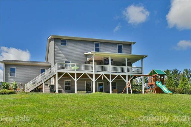 68 Azalea Drive, Weaverville, NC 28787 (#3788275) :: Homes Charlotte