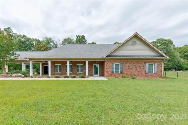 1997 Conrad Hill Mine Road, Lexington, NC 27292 (#3788283) :: Keller Williams South Park