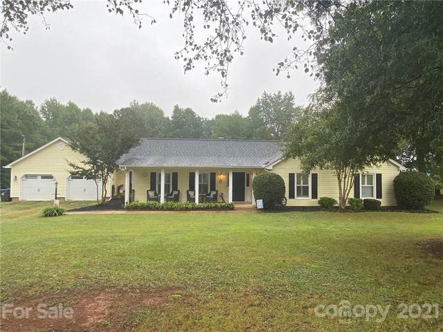 14100 Hiwassee Road, Huntersville, NC 28078 (#3788289) :: Odell Realty