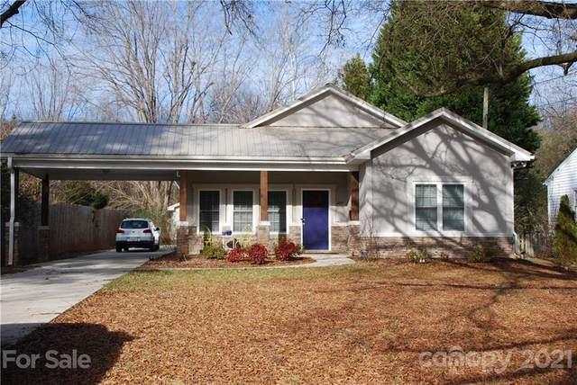 2717 Arnold Drive, Charlotte, NC 28205 (#3788311) :: Cloninger Properties