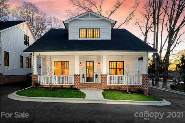 2002 Summey Avenue #1, Charlotte, NC 28205 (#3788325) :: Keller Williams South Park
