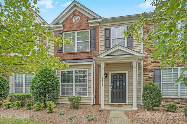 12623 Shuman Lane, Charlotte, NC 28269 (#3788348) :: Caulder Realty and Land Co.