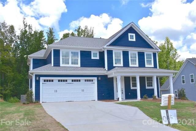 246 Country Lake Drive #27, Mooresville, NC 28115 (#3788375) :: Robert Greene Real Estate, Inc.
