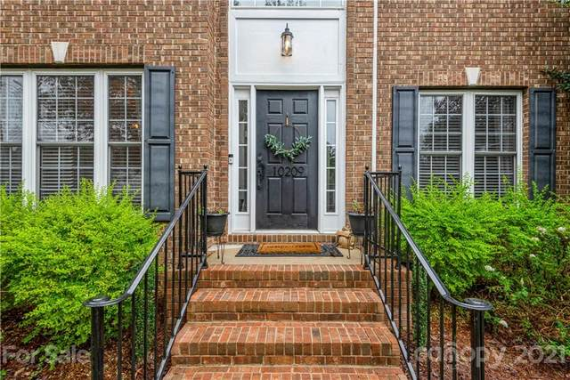 10209 Willow Rock Drive, Charlotte, NC 28277 (#3788438) :: High Performance Real Estate Advisors