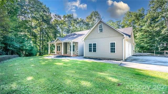 21 Edelweiss Drive, Horse Shoe, NC 28742 (#3788466) :: Modern Mountain Real Estate