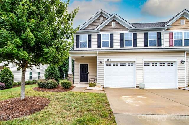 452 Clouds Way, Rock Hill, SC 29732 (MLS #3788468) :: RE/MAX Impact Realty