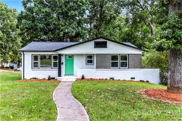 3801 Bristol Drive, Charlotte, NC 28208 (#3788473) :: Homes Charlotte