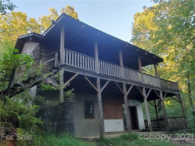 25 Creek Road, Rosman, NC 28772 (#3788494) :: Carmen Miller Group