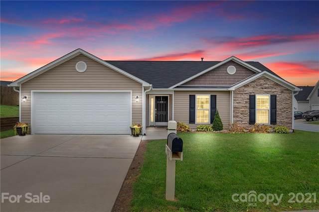 172 E Swift Creek Road, Fletcher, NC 28732 (#3788521) :: Johnson Property Group - Keller Williams